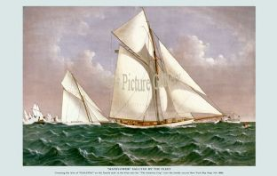 Clipper Ship - Mayflower